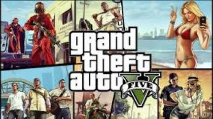 Grand Theft Auto V (GTA 5) — Анонс даты релиза на PC, PS4 и Xbox One | ТРЕЙЛЕР
