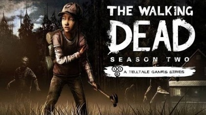 The Walking Dead: Season Two ep.5 - Оглянемся назад