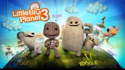 LittleBigPlanet 3 - Трейлер Gamescom 2014