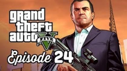 прохождение Grand Theft Auto V