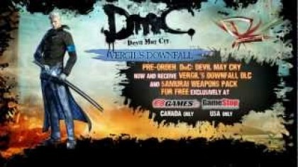 DmC Devil May Cry - Vergil\'s Downfall