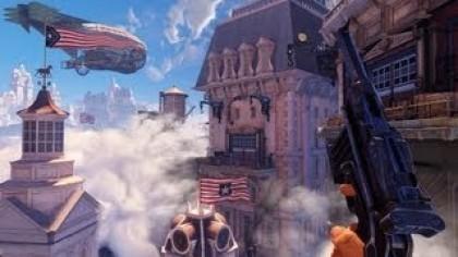 Первые пять минут BioShock: Infinite