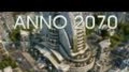 Anno 2070 Дебютный трейлер