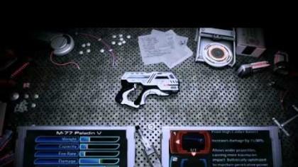 Mass Effect 3: Кастомизация оружия и брони
