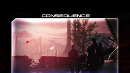 Mass Effect 3: Интерактивное повествование
