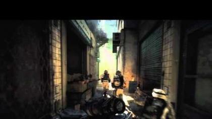 Battlefield 3 Участок геймплея