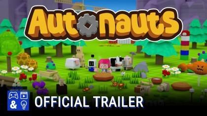 Autonauts - трейлер даты выхода