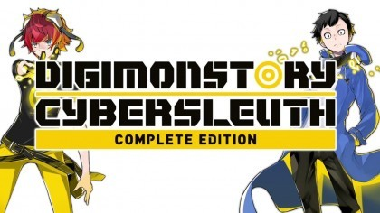 Digimon Story Cyber Sleuth: Complete Edition - трейлер истории