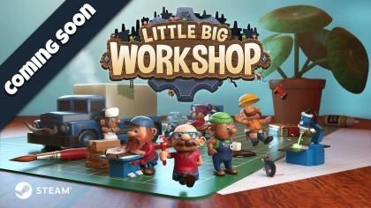 Little big Workshop - трейлер анонса