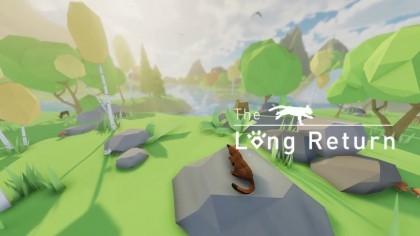 The Long Return - трейлер игры