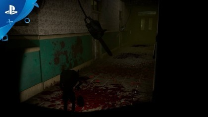 Lithium: Inmate 39 Relapsed Edition - геймплей трейлер