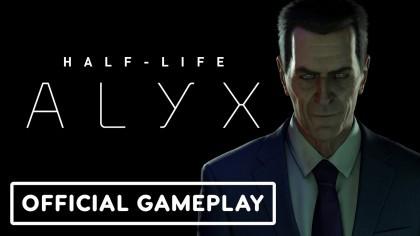 Half-Life: Alyx – официальный геймплей трейлер