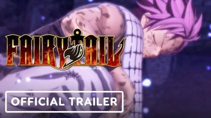 Fairy Tail - официальный трейлер истории