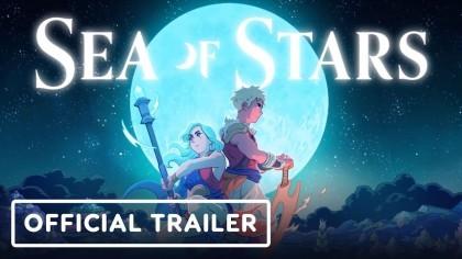 Sea of Stars - официальный трейлер