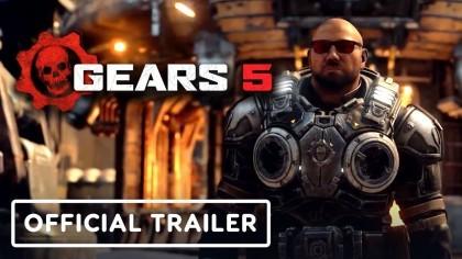 Gears 5 - официальный трейлер Batista Bomb