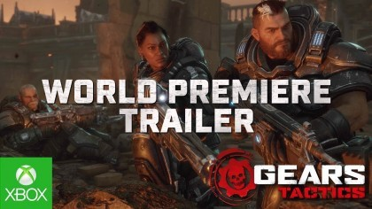 Трейлер Gears Tactics World Premiere
