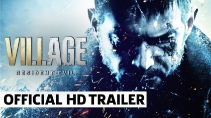 Resident Evil 8: Village геймплей-трейлер