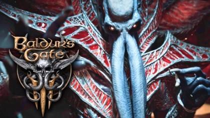 Baldur's Gate III - Официальный вводный кинематографический трейлер
