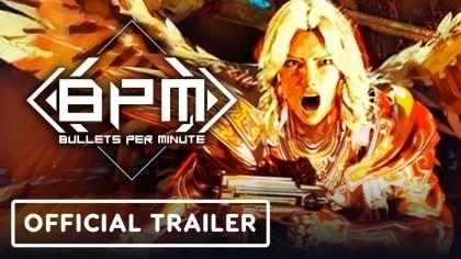 BPM: Bullets Per Minute (Rhythm FPS) - официальный трейлер анонса