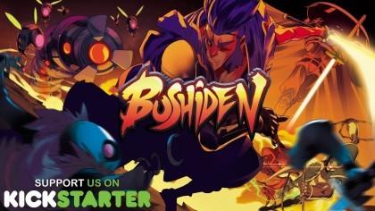 Bushiden - трейлер Kickstarter