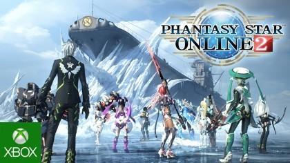 Трейлеры - Phantasy Star Online 2 - Трейлер с E3 2019