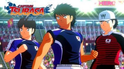 Трейлеры - Captain Tsubasa: Rise of New Champions - расширенный сюжетный трейлер