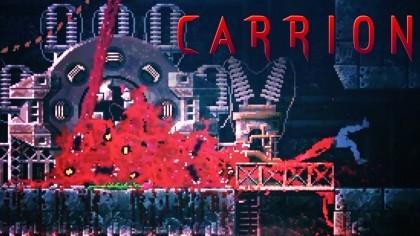 Трейлеры - Carrion - трейлер с официальной датой выхода