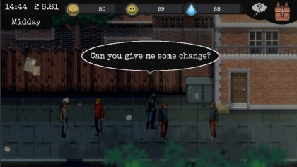 CHANGE: A Homeless Survival Experience трейлер