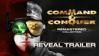Command & Conquer Remastered Collection анонс-трейлер