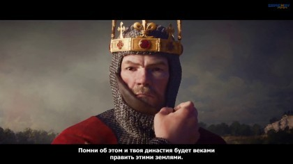 Crusader Kings 3 - cюжетный трейлер на русском