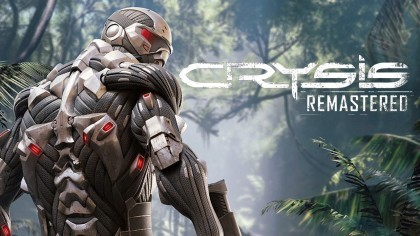 Crysis Remastered геймплей трейлер