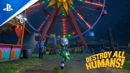 Destroy All Humans! (2020) - Релизный трейлер | PS4