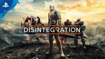 видео Disintegration - Трейлер к запуску | PS4