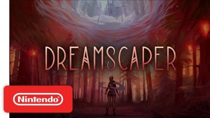 Трейлеры - Dreamscaper - Анонсирующий трейлер - Nintendo Switch
