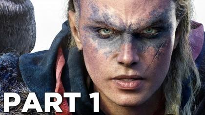 видео Assassin's Creed: Valhalla прохождение, часть 1 - Пролог