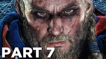 Видеопрохождения - Assassin's Creed: Valhalla прохождение, часть 7 - ПРЫЖОК ВЕРЫ