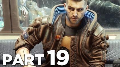 Видеопрохождения - Cyberpunk 2077 прохождение, часть 19 - Турель