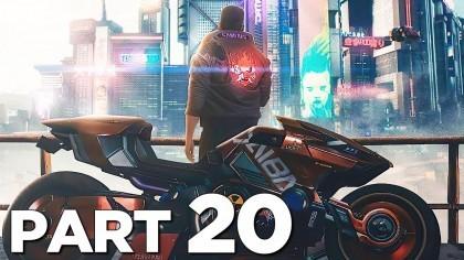 Видеопрохождения - Cyberpunk 2077 прохождение, часть 20 - БИОЧИП