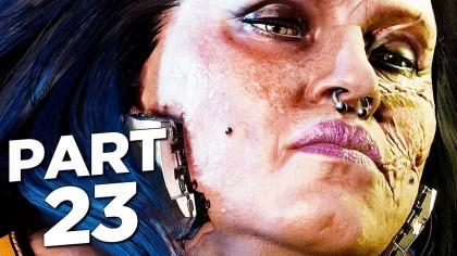 Видеопрохождения - Cyberpunk 2077 прохождение, часть 23 - Босс Сасквоч