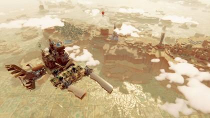 Airborne Kingdom - Демоверсия игрового процесса