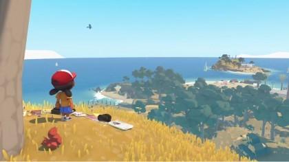 Геймплей - Alba: a Wildlife Adventure - трейлер игрового процесса