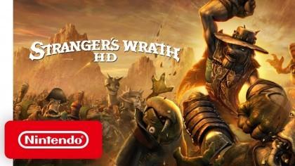 Трейлеры - Oddworld: Stranger's Wrath - Трейлер запуска