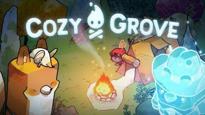 Трейлеры - Cozy Grove - трейлер анонса