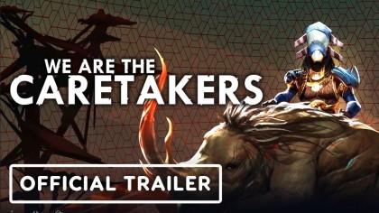 Трейлеры - We Are The Caretakers - официальный трейлер с датой релиза