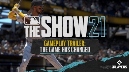 Трейлеры - MLB The Show 21 - геймплей трейлер (1-й взгляд)