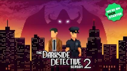 Трейлеры - The Darkside Detective: Season 2 трейлер