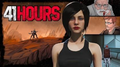 Трейлеры - 41 HOURS - геймплей трейлер 2021