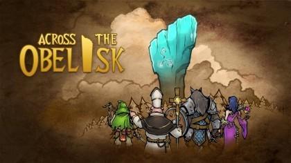 Трейлеры - Across The Obelisk - трейлер
