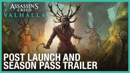 Assassin's Creed: Valhalla - трейлер сезонного абонемента