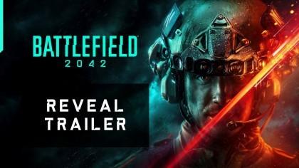 видео Battlefield 2042 - официальный дебютный трейлер